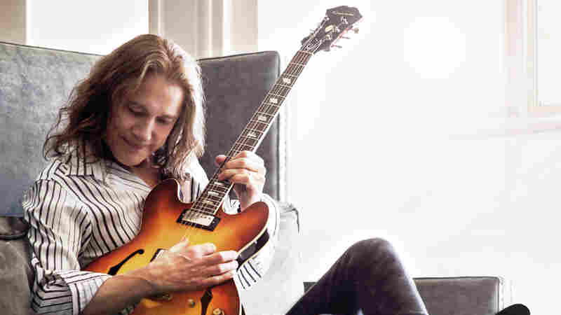 Robben Ford On Piano Jazz
