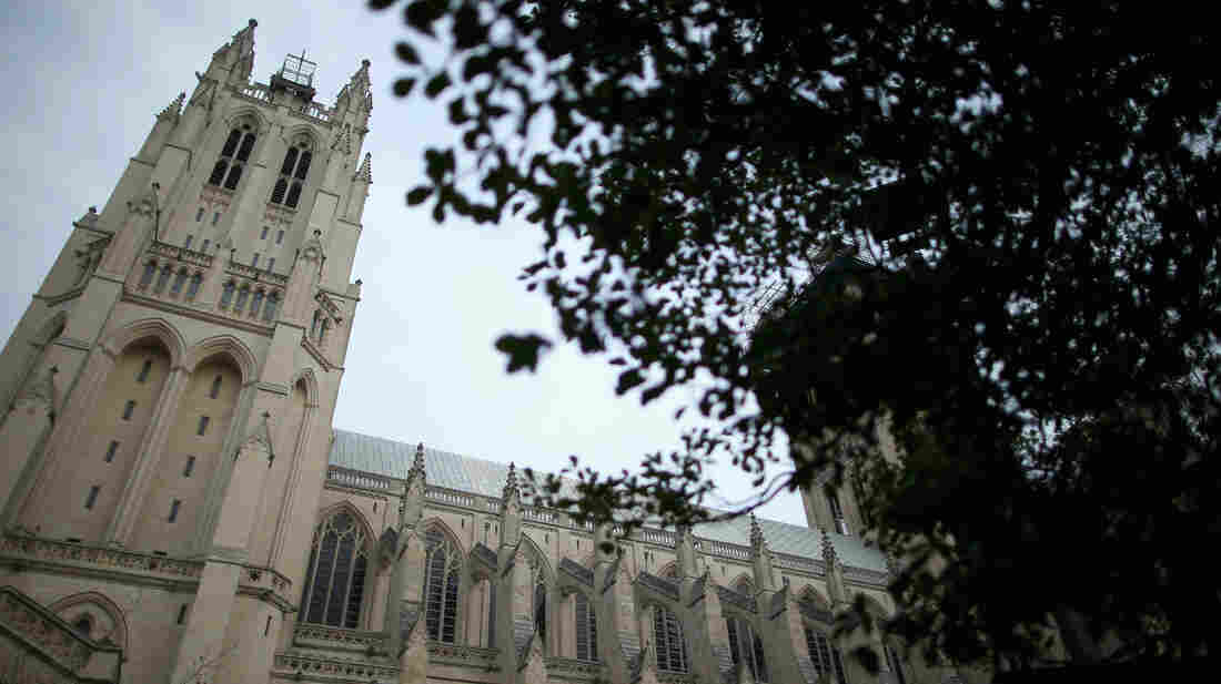 The National Cathedral in Washington, D.C, is one of the world's largest cathedrals, and the seat of the Episcopal Church.