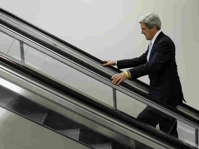 """Secretary of State John Kerry is headed to Russia on Monday — a trip he calls """"long overdue."""""""