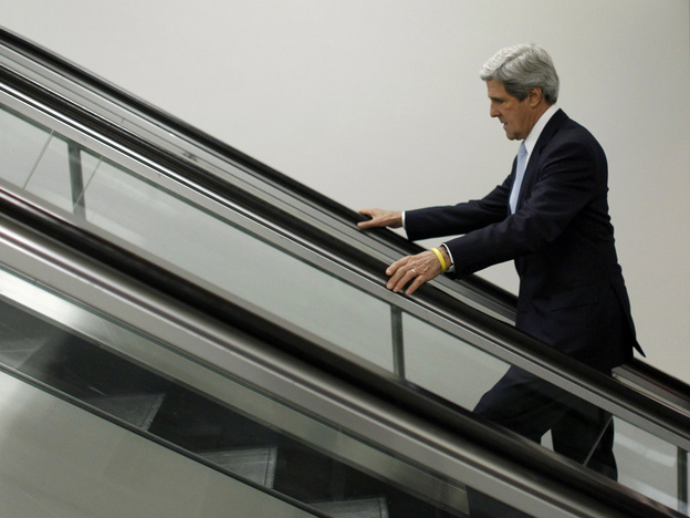 "Secretary of State John Kerry is headed to Russia on Monday — a trip he calls ""long overdue."""