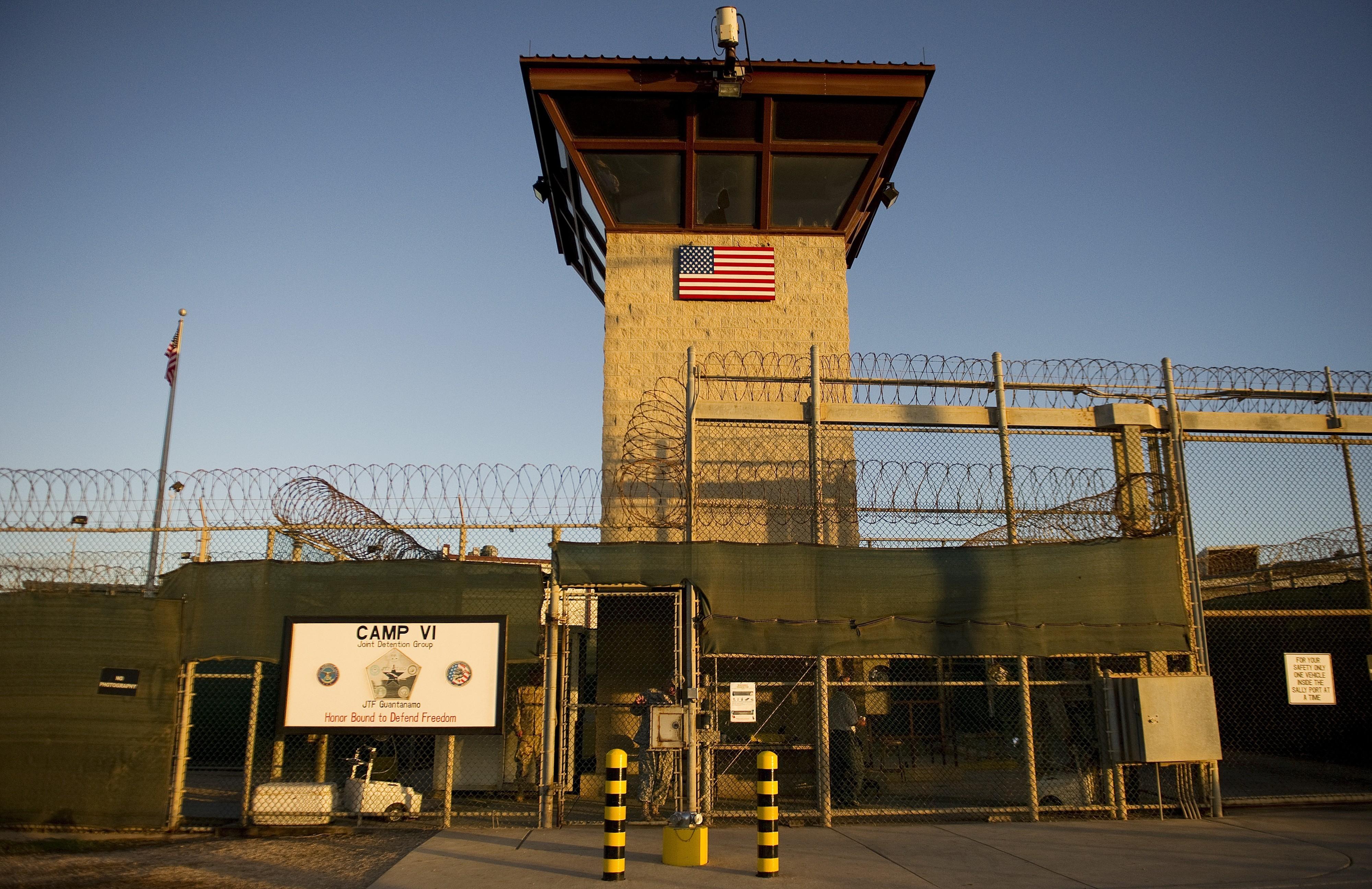 Prisoner Points To Quran Search For Gitmo Hunger Strike