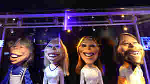 Entirely Real Photos: Greetings From These ABBA Puppets