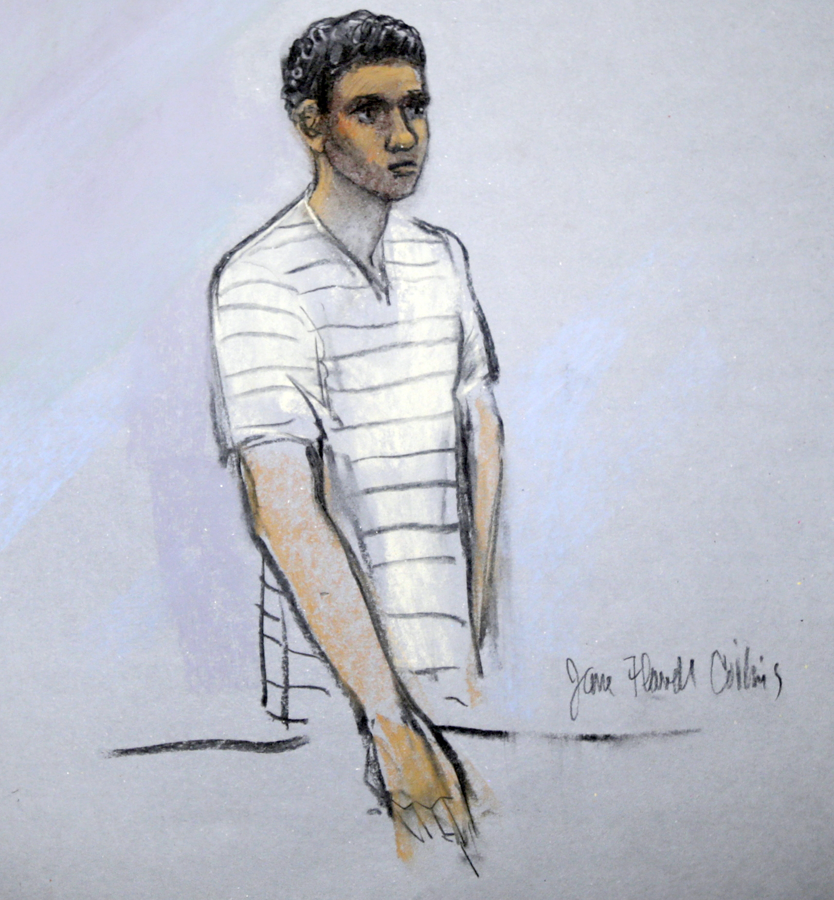 UPDATED: Bombing Suspect's Friend Ordered Freed On Bail