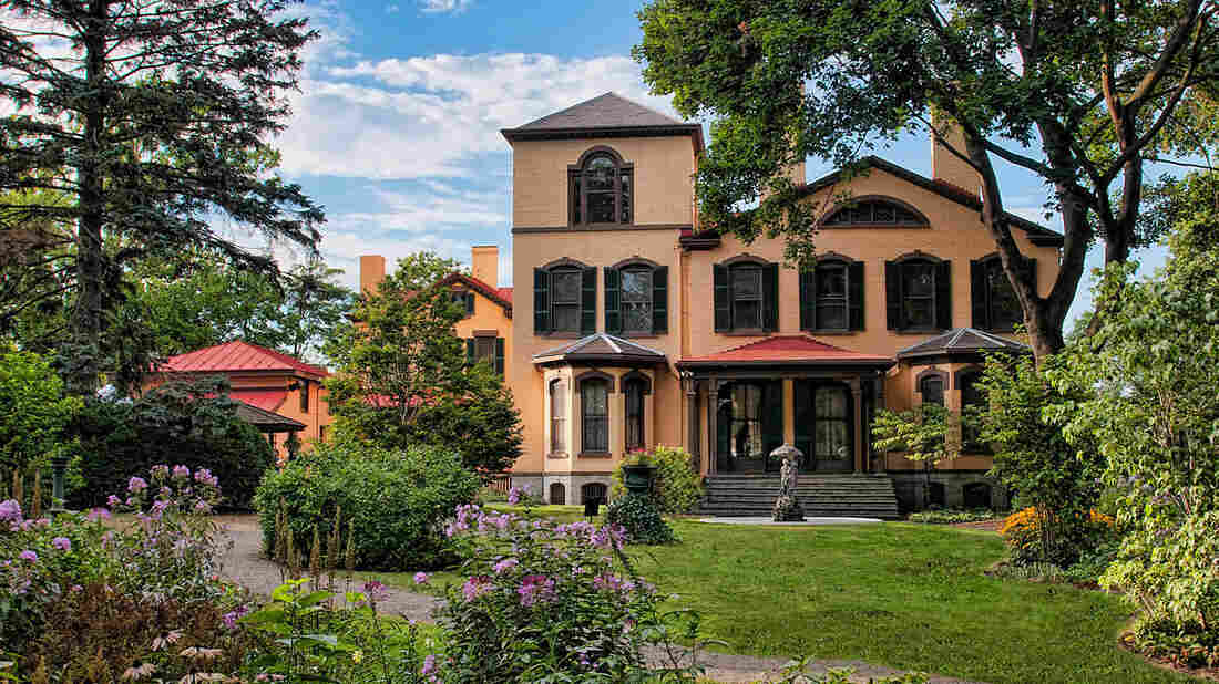 The Seward House Historic Museum was founded in 1951 with the bequest of Ray Messenger's great-uncle, William Henry Seward III.