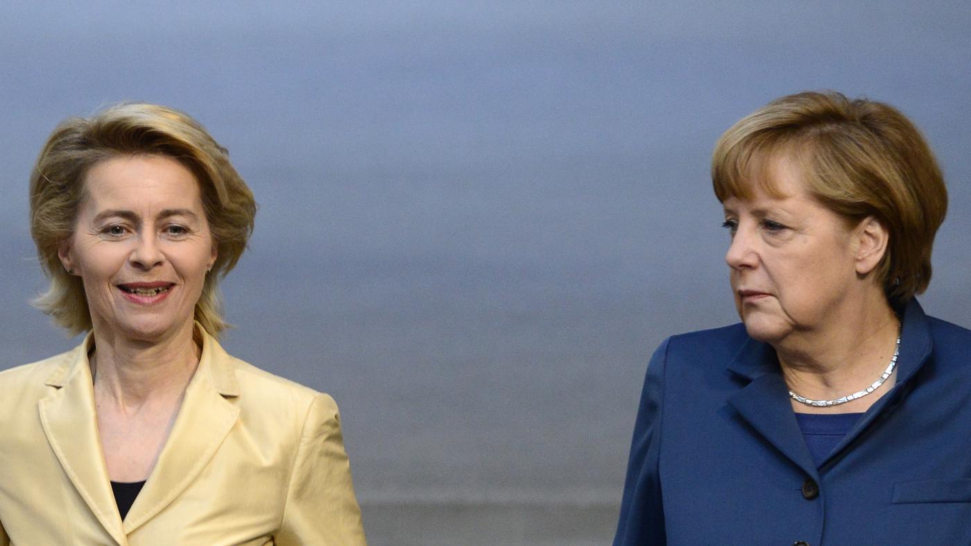 Germany S Paradox Family Friendly Benefits But Few Kids Npr