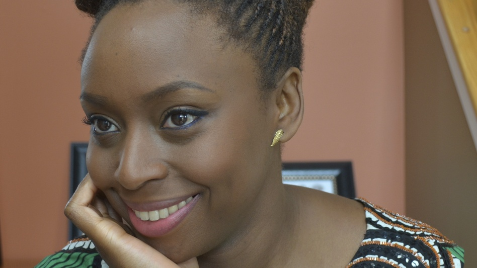 Chimamanda Ngozi Adichie is a Nigerian-born author and MacArthur fellow. Her earlier works include the novels Purple Hibiscus and Half of a Yellow Sun and the short story collection The Thing Around Your Neck. (Random House)