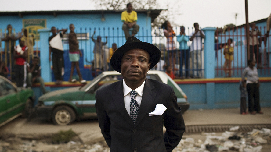 The Surprising Sartorial Culture Of Congolese 'Sapeurs'
