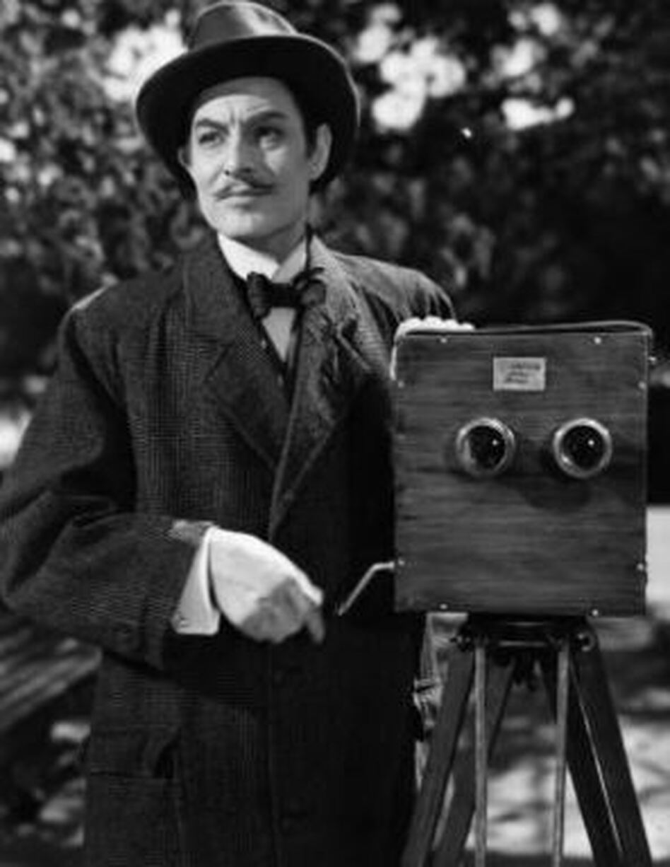"""The Magic Box (1951) made a lasting impression on Martin Scorsese when he first saw it in 1952. He says this is the film that made him think he could be a filmmaker. """"The thing about that film was not just the moving image, but it was the obsession and the passion of the people at that time."""""""