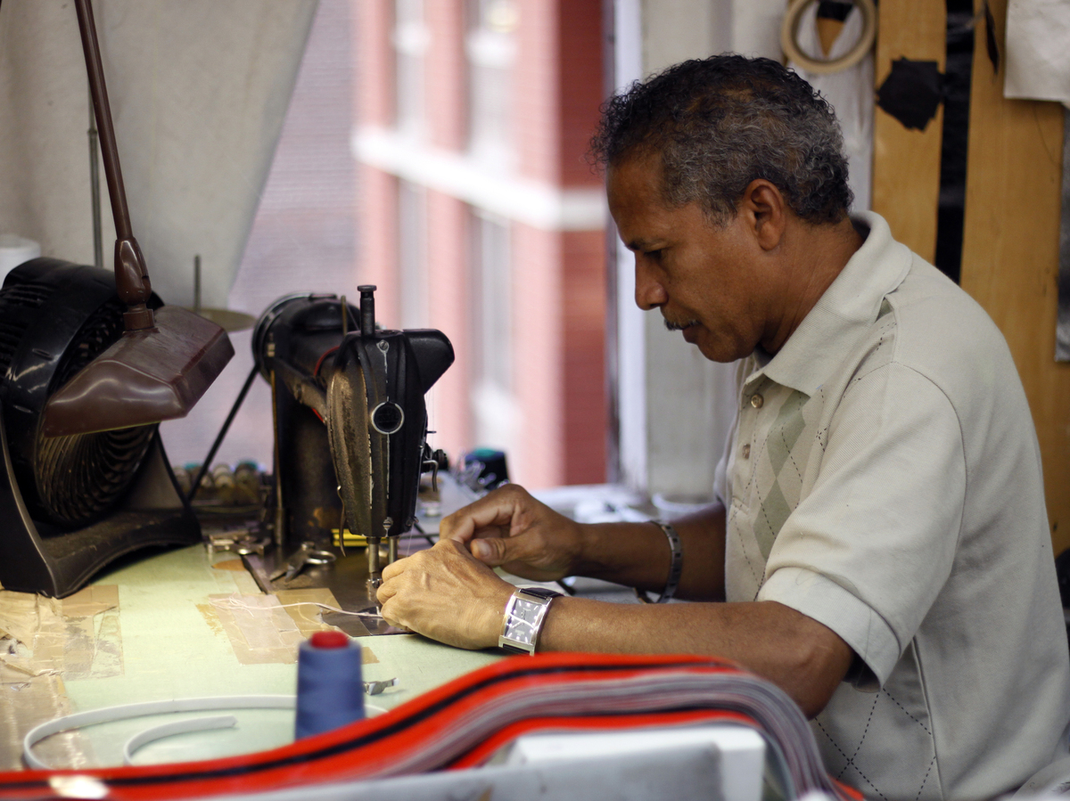 Fashion design working conditions 73