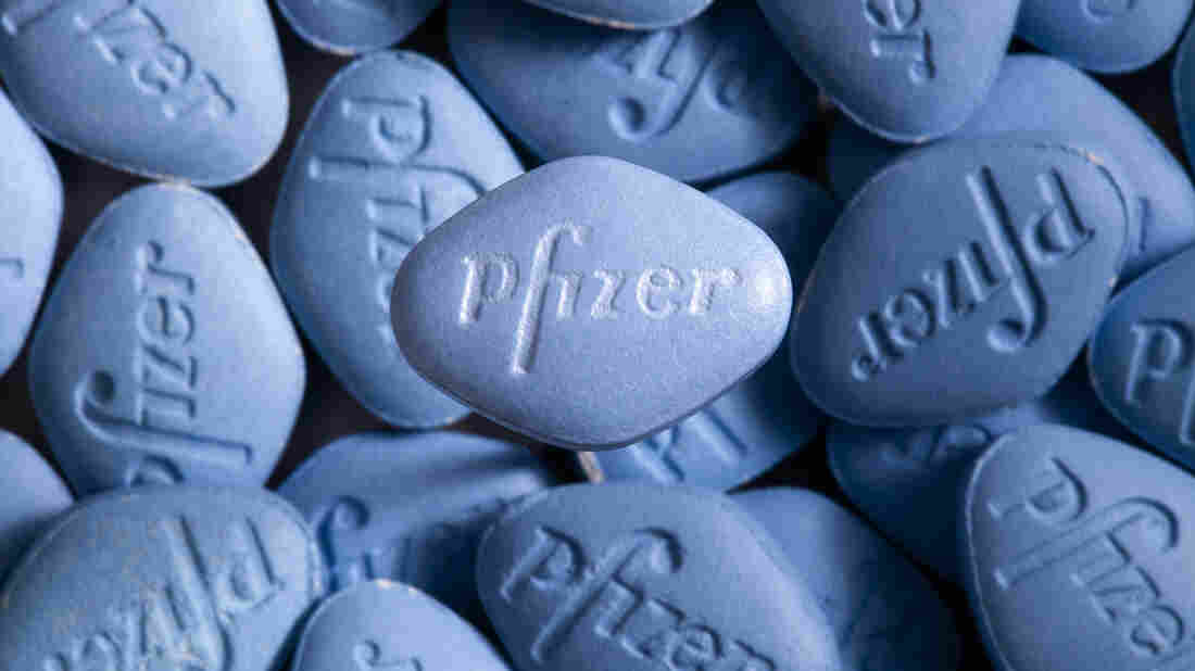 If you're interested in buying Viagra, Pfizer, the drug's maker,   will now sell it to you from its official website.