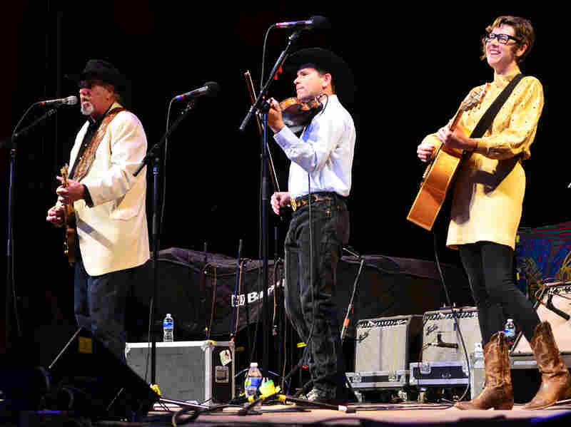 Asleep at the Wheel makes its eighth appearance on Mountain Stage.