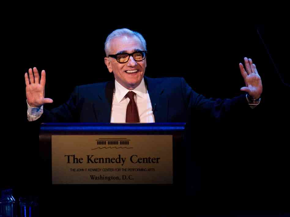 Animated as ever when it comes to the topic of film, director Martin Scorsese delivers the 2013 Jeffers