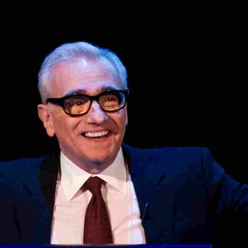 Scorsese Talks 'The Language Of Cinema'