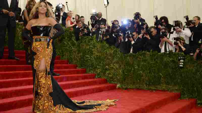 At The Met Ball, Those Are Some Crazy Dresses