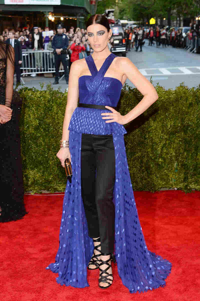 """Jessica Pare, who has come a long way from """"Zou Bisou Bisou."""""""
