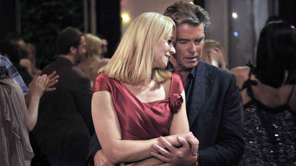 A reluctant widower (Pierce Brosnan) finds himself drawn to the mother (Trine Dyrholm) of the young woman who's marrying his son in Love Is All You Need, a romantic comedy from Oscar-winning