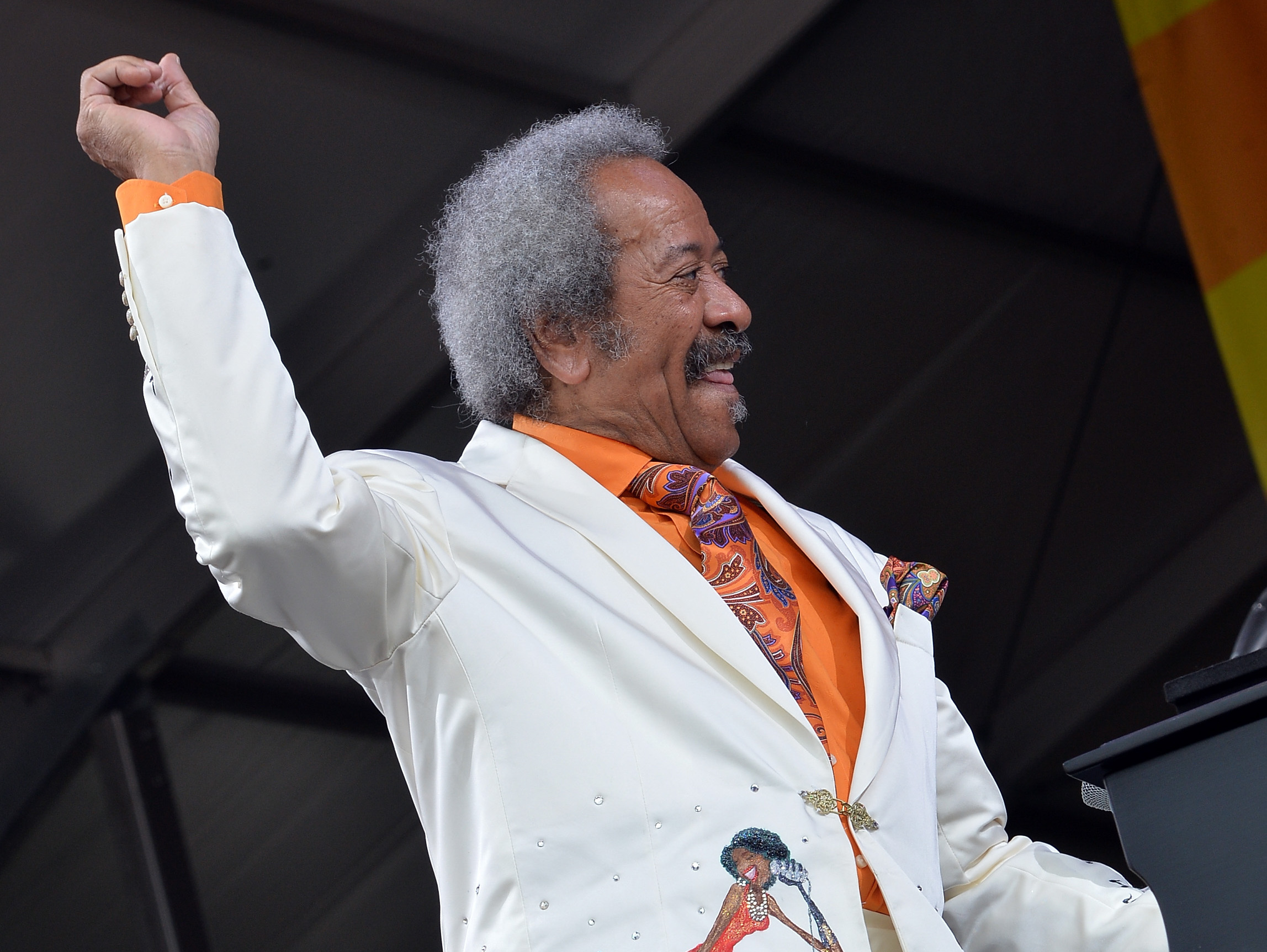 A Look Back At Jazz Fest, Where Ages Were Made