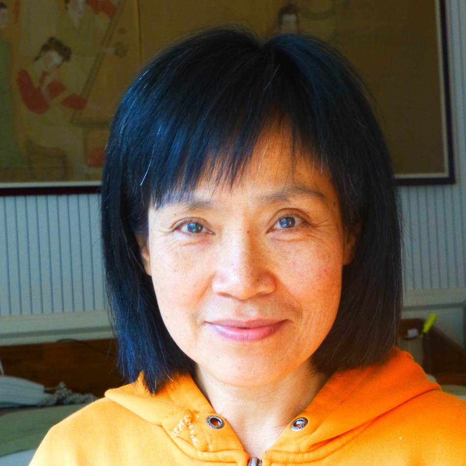Anchee Min is the author of one earlier memoir, Red Azalea, and six novels. (Bloomsbury)
