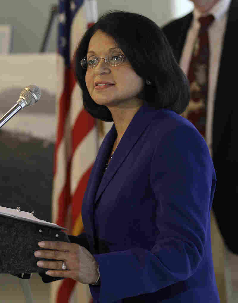 Assistant Attorney General Ignacia S. Moreno in September of 2011.