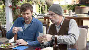 In the new HBO series Family Tree, Chris O'Dowd (above left, with the series' writer-director-producer Christopher Guest) stars as a guy who has just lost his job and girlfriend and fills the void by looking into his family genealogy.