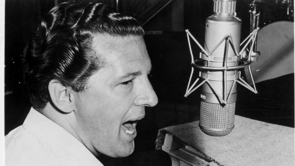 """Jerry Lee Lewis shot to fame in the 1950s with hits such as """"A Whole Lotta Shakin' Goin' On"""" and """"Great Balls of Fire."""" (Courtesy of the artist)"""