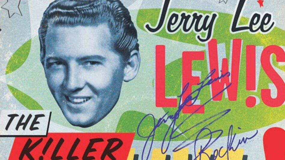A new 3-CD box set of live performances by Jerry Lee Lewis combines four albums and includes 16 bonus tracks. (Courtesy of the artist)
