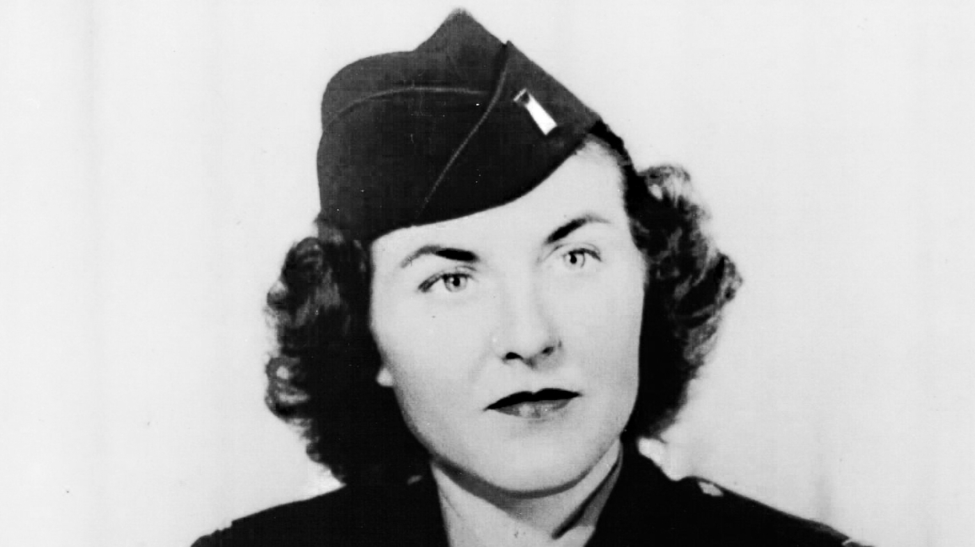 Army Nurse Mildred Manning An Angel Pow With A Job To