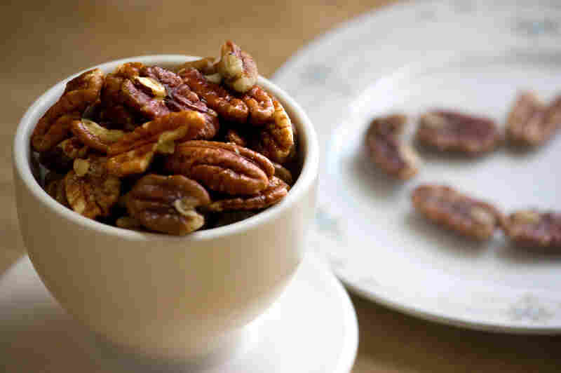 Slow-Roasted Butter Pecans