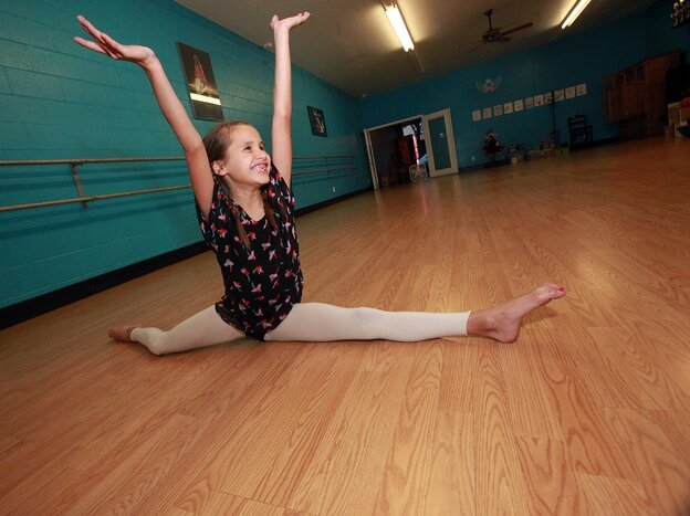 Emily Gorospe, 8, loves to dance and usually can't sit still, so her parents started to worry when she became very tired two years ago. Emily was eventually diagnosed with valley fever, a fungal disease that 150,000 people contract each year.
