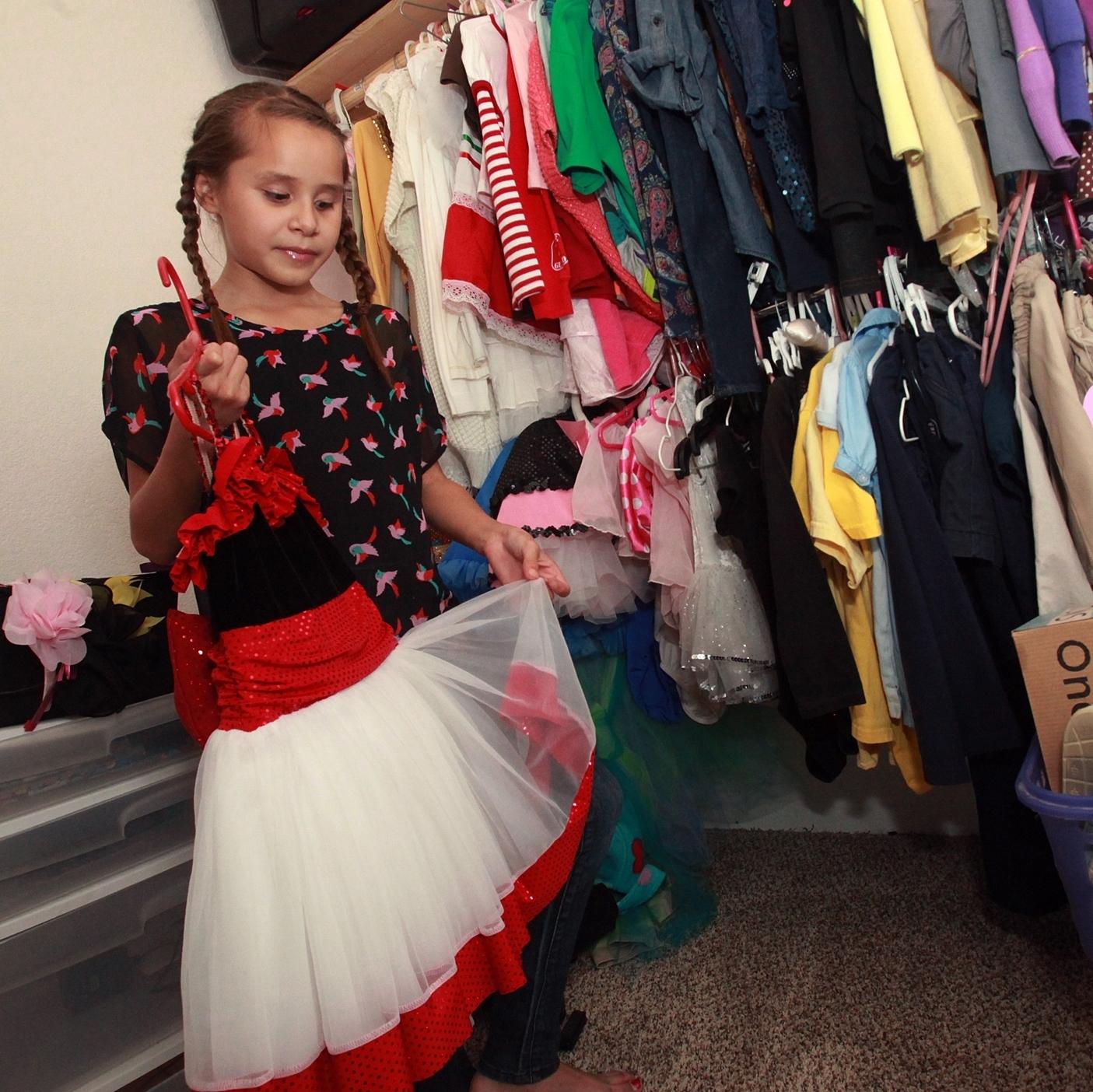 Emily Gorospe wardrobe