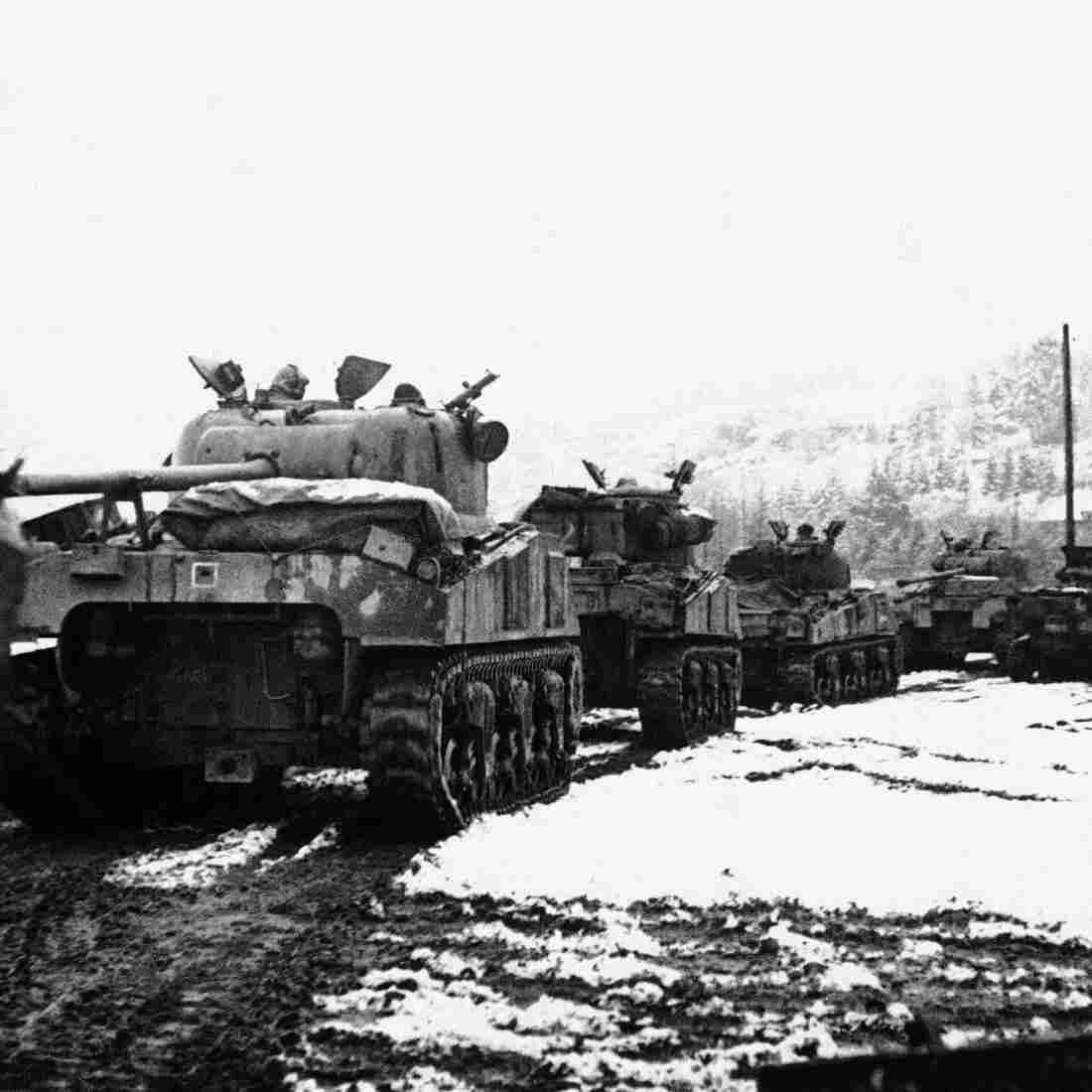 'Guns At Last Light' Illuminates Final Months Of World War II