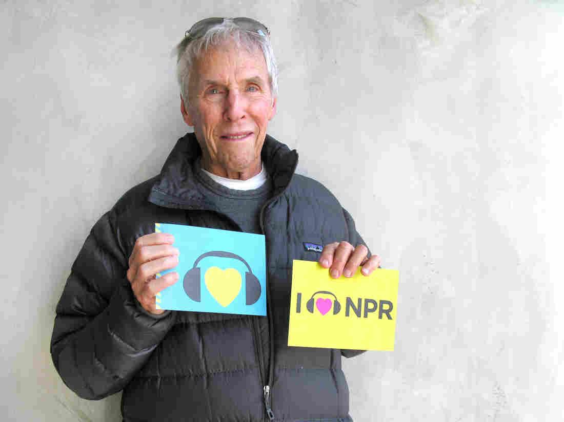 Burt Bacharach at NPR West.