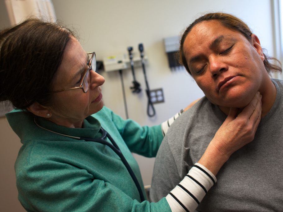 California Weighs Expanded Role For Nurse Practitioners