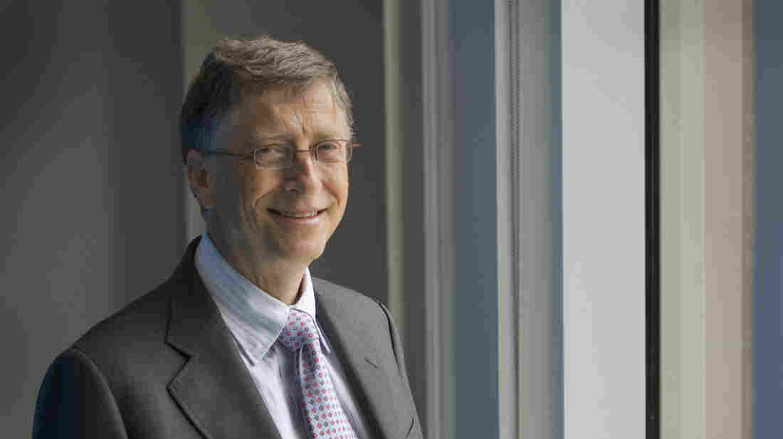 There's no better deal than getting polio cases down to zero, philanthropist Bill Gates says.