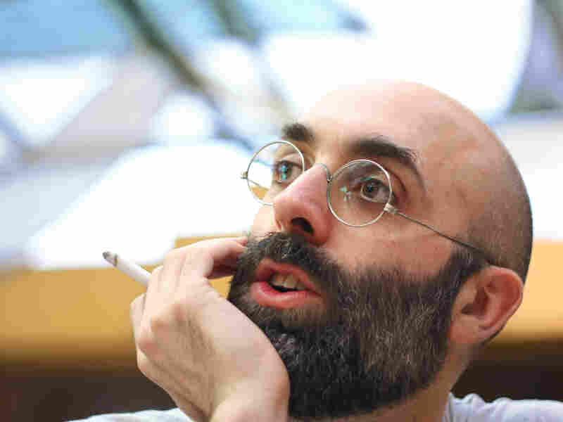 Eduardo Halfon is the author of The Polish Boxer.
