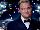 A 'Great Gatsby'? Leonardo DiCaprio suits up to play the mysterious, magnetic title character in Baz Luhrmann's exuberantly turbulent film adaptation of the F. Scott Fitzgerald novel.