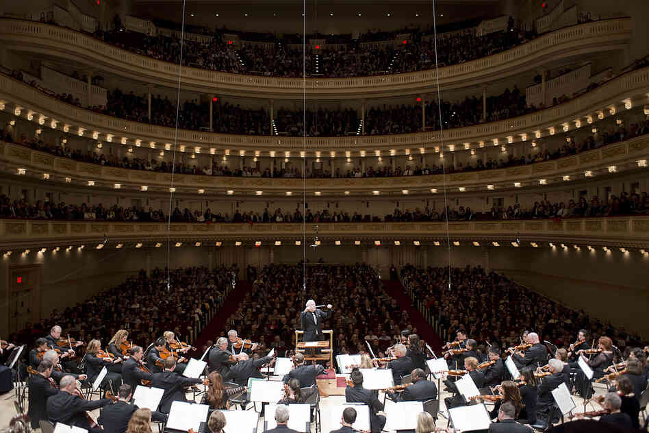 Playing Carnegie Hall, often called the temple of classical music, is a point of pride for any orchestra, especially