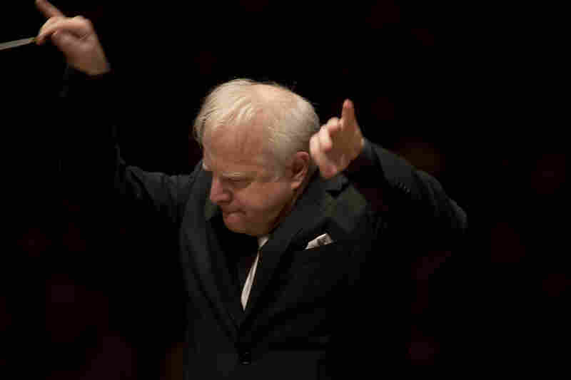 Leonard Slatkin is in his 5th season as music director in Detroit. And he's no stranger to Carnegie Hall, having conducted about 50 performances here, with orchestras such as the St. Louis Symphony and the National Symphony Orchestra.