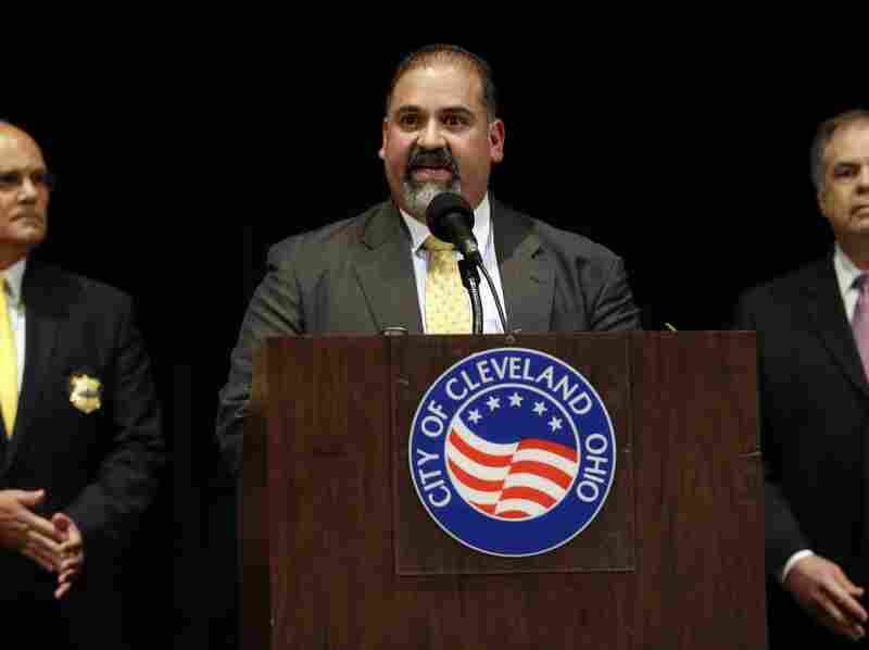 Cleveland prosecutor Victor Perez stepped into the familiar ethnic spokesman role when he distanced the city's Puerto Rican population from Ariel Castro, who is accused of kidnapping several women.