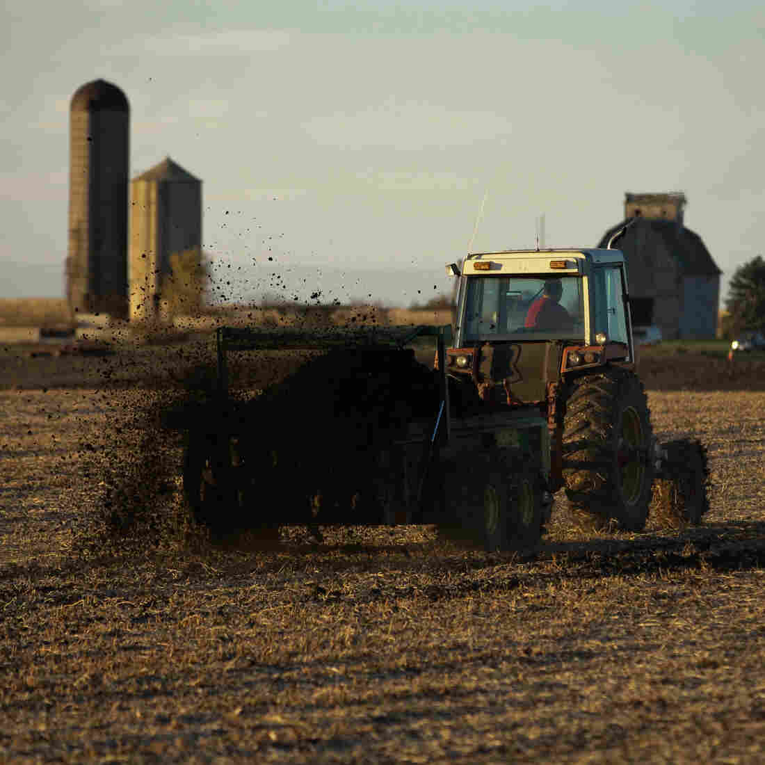 Through the City Land Application of Biosolids Program in Geneva, Ill., the fertilizer supplement is provided to local farmers at no cost.