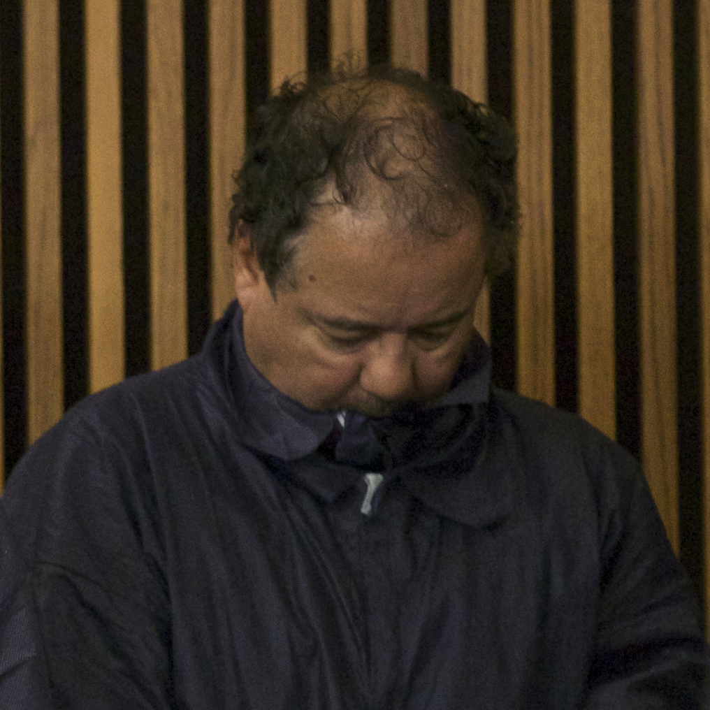 Ariel Castro at his arraignment Thursday in Cleveland.