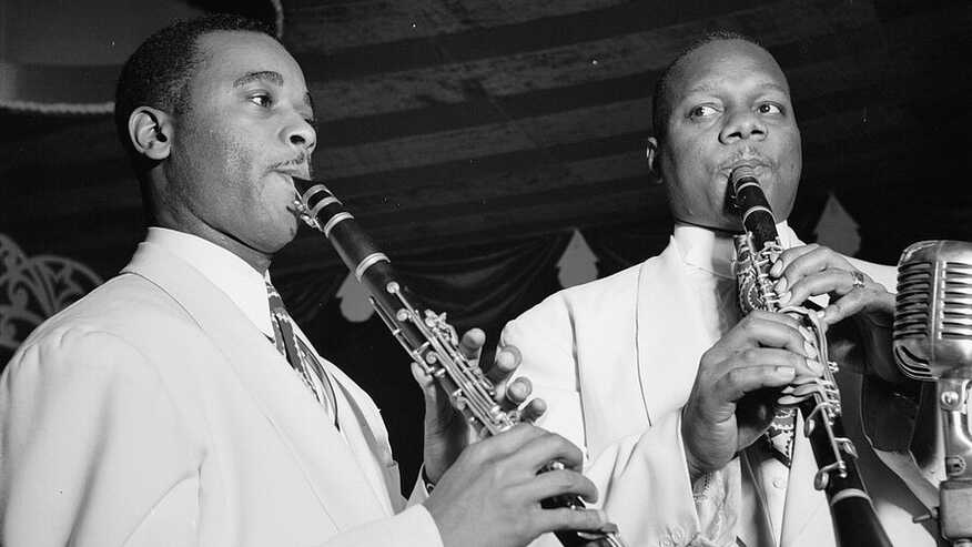 'A Strict Taskmaster': 5 Ways To Play The Jazz Clarinet