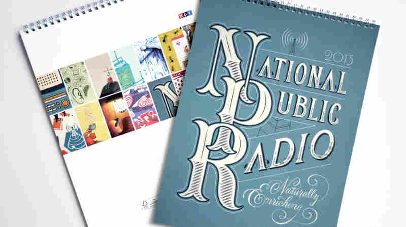 Creative Clout, And Counting: Honors For NPR Designers