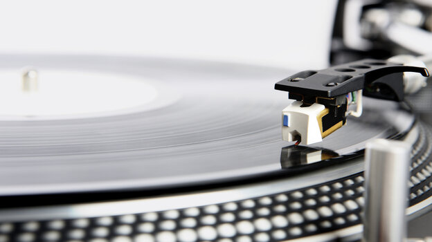 For fans of vinyl records who regret discarding their collections, it's not too hard to start over.