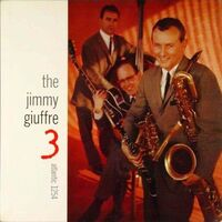 Jimmy Giuffre 3 album cover