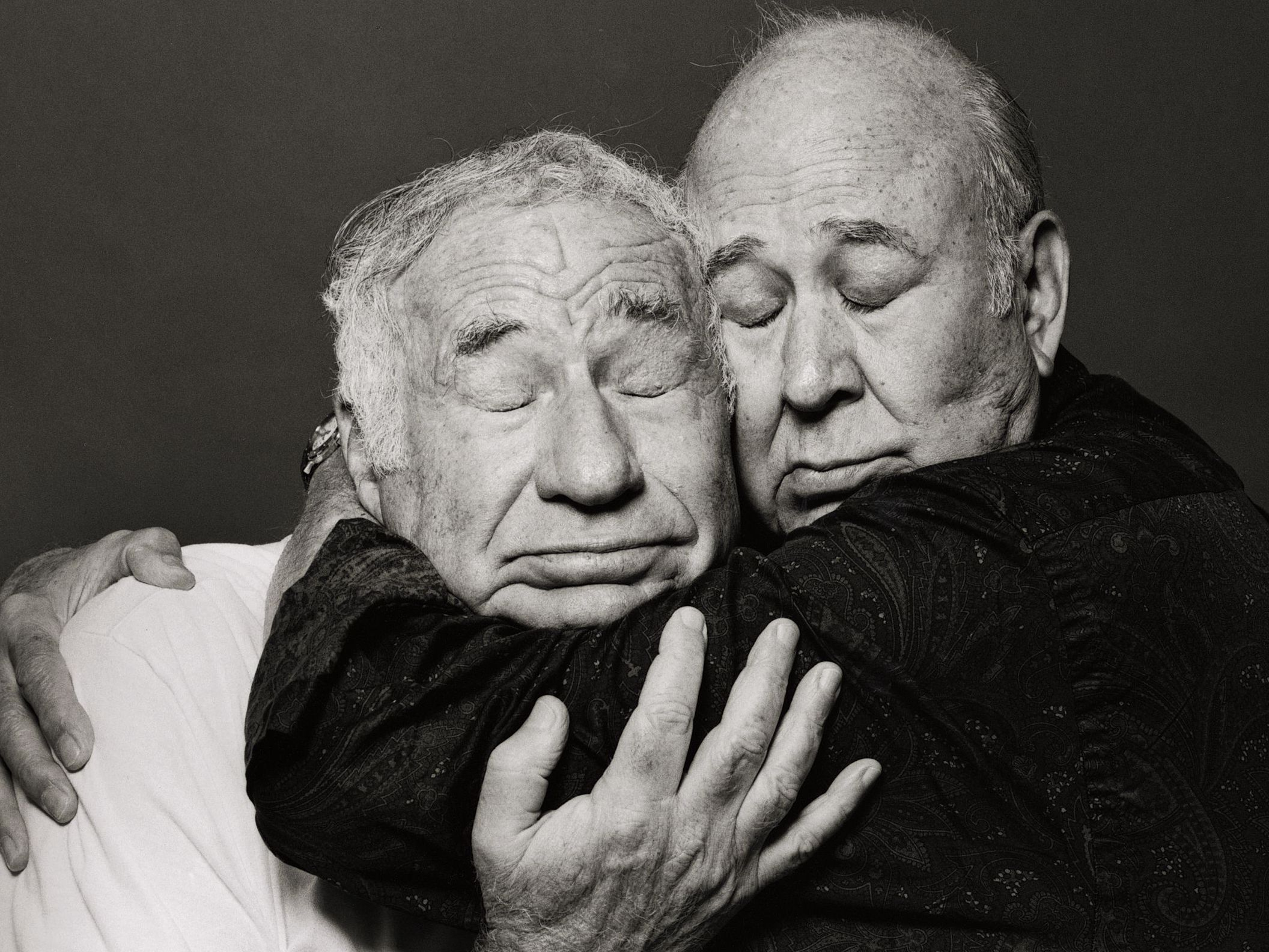 Mel Brooks: 'I'm An EGOT; I Don't Need Any More'