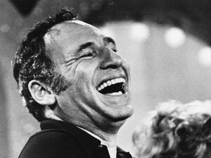 Comedian, writer, director, producer and actor Mel Brooks is one of only 11 people to have won Emmy, Grammy, Oscar and Tony awards. Others in the elite EGOT club include Mike Nichols and Whoopi Goldberg.