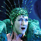 Mozart's Queen of the Night (portrayed here by soprano Diana Damrau), in his The Magic Flute, is one of opera's more intense mothers.