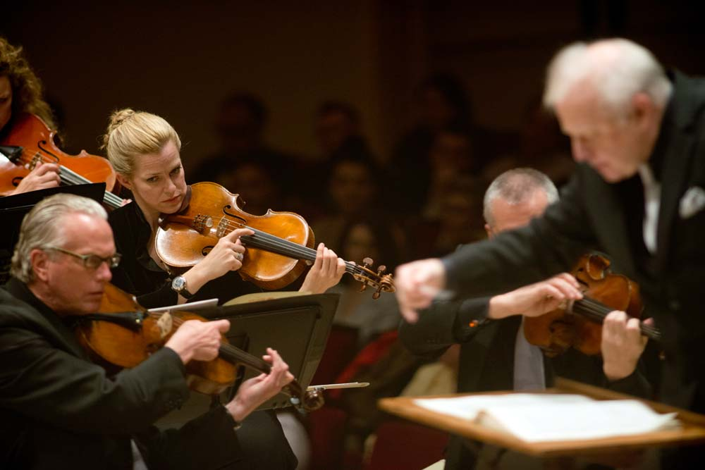 Conductor Leonard Slatkin and his Detroit Symphony Orchestra offered a Spring for Music concert featuring 20th-century composers Sergei Rachmaninov, Maurice Ravel and Kurt Weill -- composers Slatkin says in some ways seemed more comfortable with their 19th century roots.