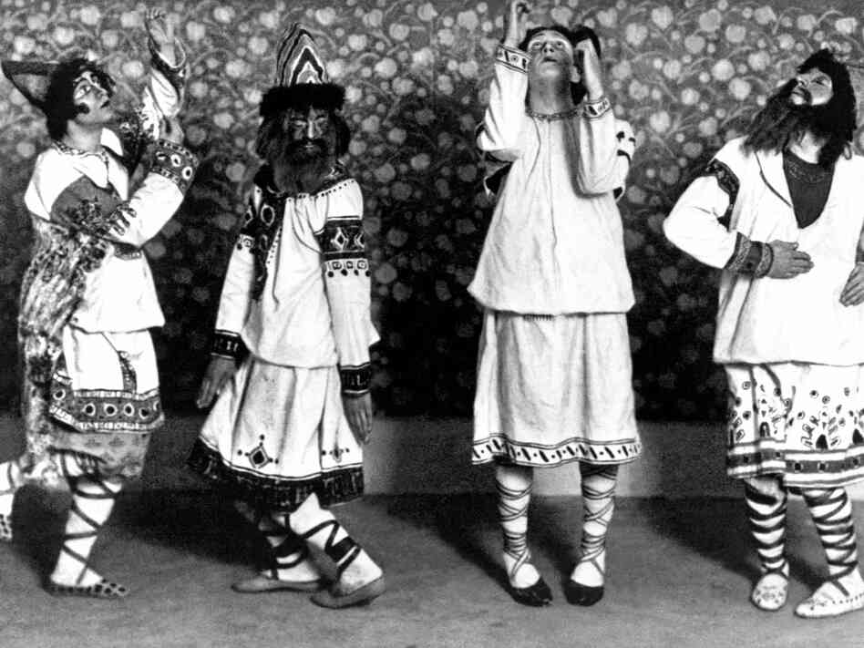 It's fun to stay at the ИМКА: Stravinsky's ballet The Rite of Spring triggered an uproar at its world premiere in Paris a century ago. Now we're asking you to help celebrate the centennial by creating a dance of your own.